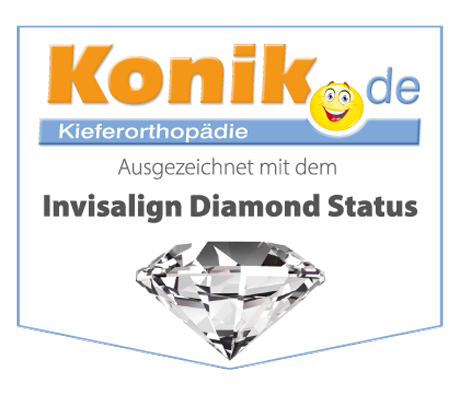 Invisalign Diamond Status Siegel